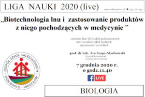 BIOTECHNOLOGIA LNU